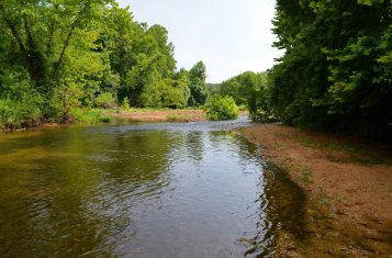 Recreational or Home Site Land with a View for Sale in Washington County, MO
