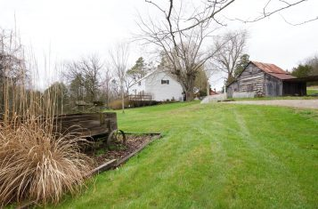 Historic Home, Barns with Acreage for Sale in Marthasville, Missouri