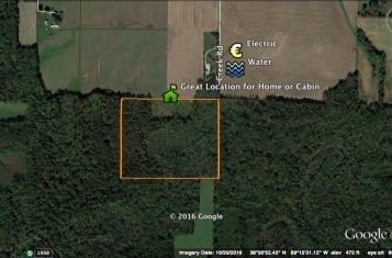 Clinton County Illinois Recreational Hunting Land for Sale
