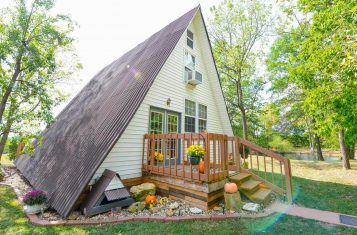 Hunting Retreat & Weekend Cabin for Sale in Macon County, MO