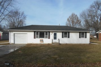 500 W. Arlington Avenue Vandalia Missouri Single Family Home for Sale