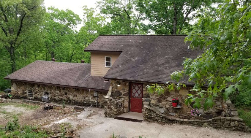 Country Weekend Home For On 18 Acres Osage County Missouri
