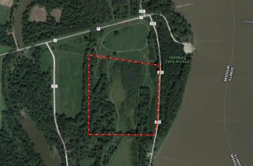 Pike County Missouri Deer & Duck Hunting Tract for Sale