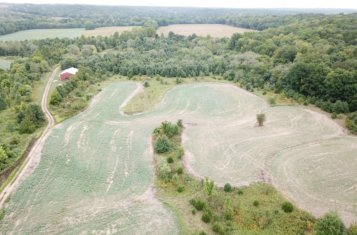 63 +/- Acre Missouri Recreational and Productive Crop Farm – Cole County