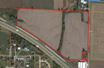 43 Acres North Service Road, Jonesburg Missouri