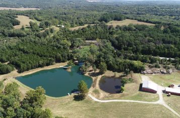 123 +/- Acre Missouri Recreational Property – Jefferson County