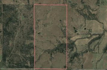 320 +/- Acre Kansas Hunting Property for Sale – Elk County