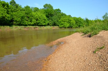 325 +/- Missouri Recreational Land for Sale with Big River Frontage – Jefferson County