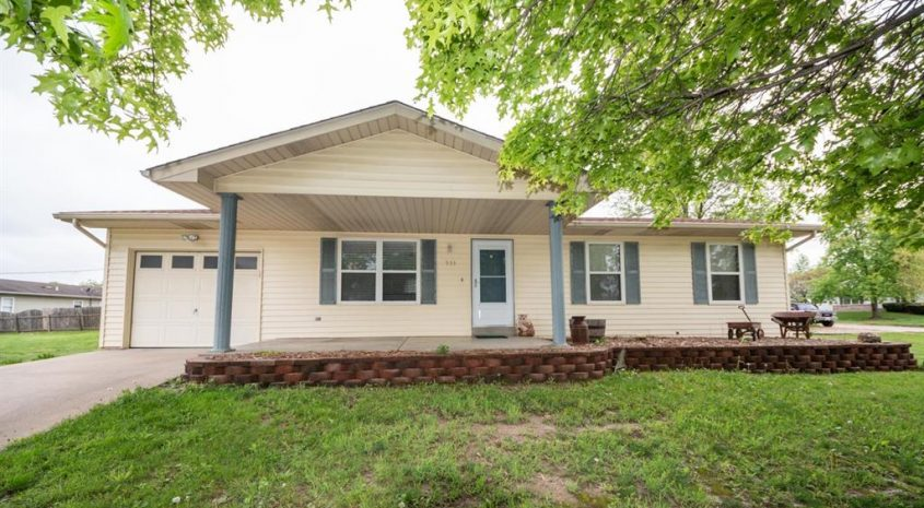 Home for Sale in Lincoln County