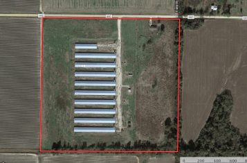 Dexter Missouri Poultry Farm for Sale – Stoddard County