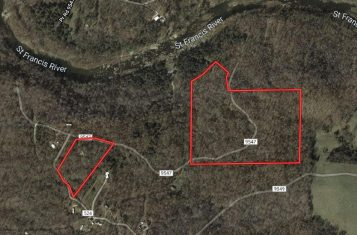 Missouri Land for Sale with River Access – Madison County