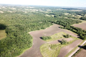 366 +/- Acre Missouri Income Producing Hunting Property for Sale – Chariton County