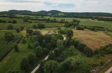 Elsberry Missouri Home on 180 +/- Acres for Sale -Lincoln County