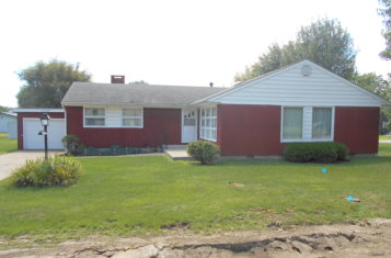 613 N. Oak Vandalia Missouri Single Family Home for Sale