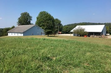 Turnkey 435 +/- Acre Johnson County Illinois Deer Farm for Sale