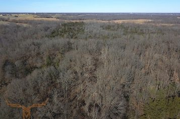 40 +/- Acre Missouri Hunting Tract for Sale – Boone County