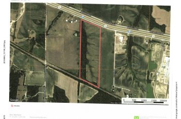 41+/- Acres South Service Rd. in Jonesburg, MO