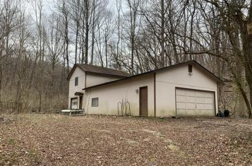 Recreational Hunting Building Lot for Sale in Arnold Missouri – Jefferson County