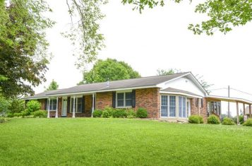 Lincoln County Home for Sale on Acreage with Hwy Frontage and Views!