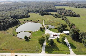 Monroe County, MO Country Estate iAuction – Brophy Farm