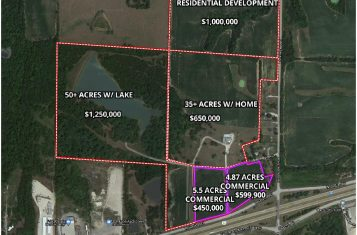 50 Acres For Sale – 16183 Northwest Service Rd, Wright City