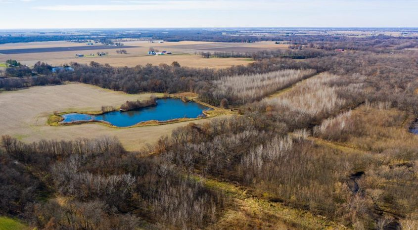 Madison County IL tillable land for sale