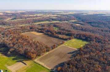 101+/- Acres Of Timber & Tillable Land For Sale – Ralls County, MO
