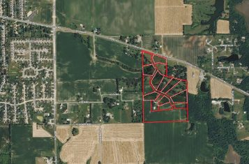 Building Lot For Sale – Harvest View Acres Subdivision – Lot #2