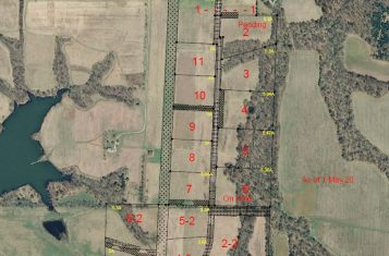 """Live With Your Plane"" Wood Acres Airpark Building Lot#4 For Sale – Ralls County"