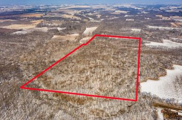 79.239 Acre Great Illinois Deer and Turkey Hunting Tract for Sale – Montgomery County
