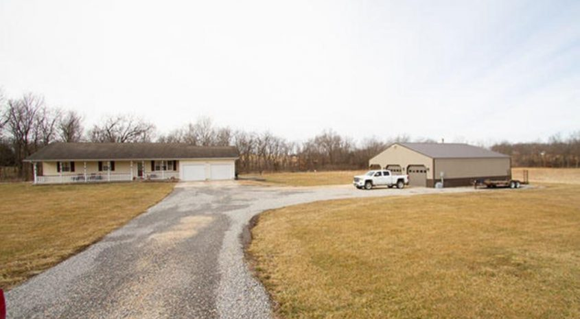 Pike County MO single family home for sale