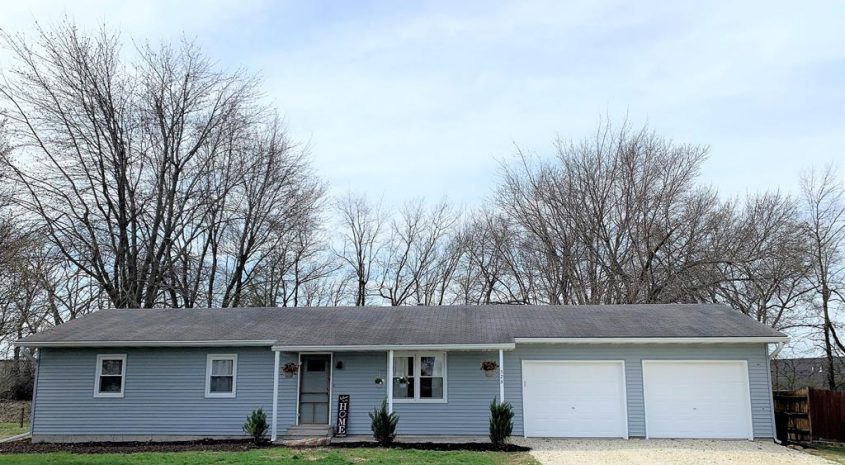 Bowling Green MO single family home for sale