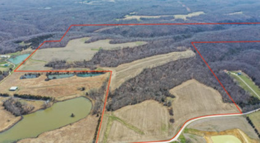 Land for sale Montgomery County MO
