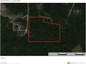 5 Acres Residential Lot In Wentzville, MO For Sale