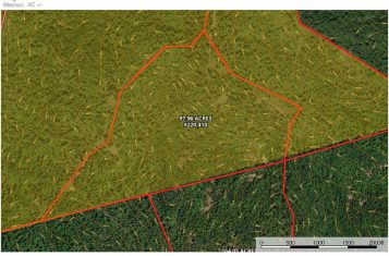 97+/- Acres Cedar Hollow In Fletcher, MO – Land For Sale!