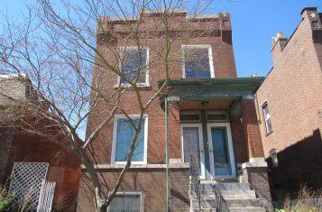 Tower Grove South Duplex For Sale, St. Louis, MO