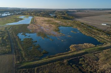 300± Acre Illinois Waterfowl Hunting Property With Lodge For Sale – Calhoun County