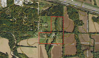 30+/- Acres Prime Residential/Commercial Development Ground For Sale – Foristell, MO